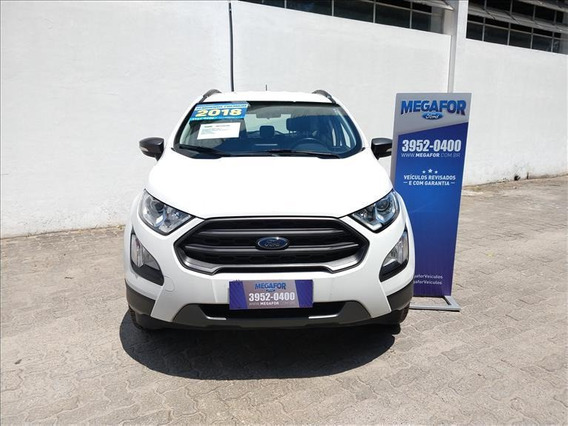 Ford Ecosport Ecosport Freestyle 1.5 (aut) (flex)