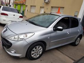 Peugeot 207 Compact Xs 1.4 Nafta Full 5 Puertas