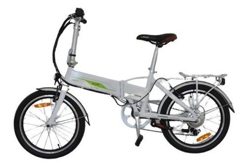 Scooter Moto Elpra Urban Aceleras Y Salis! 18x10700 Ciclofox