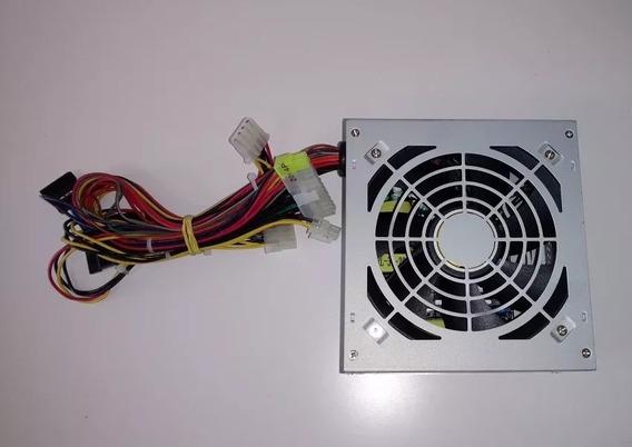 Fonte Atx 300w Soly Tech Sl-8320eps Pfc 80 Plus Bronze