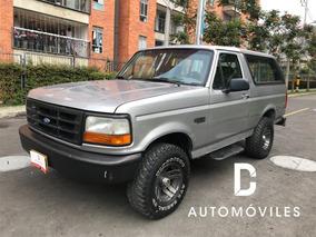 Ford Bronco Xl Mecánica 4x4
