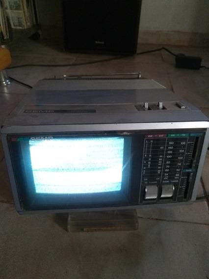 Tv 5 Pol Semp Funcionando Parcialmente Com Rádio Am Fm