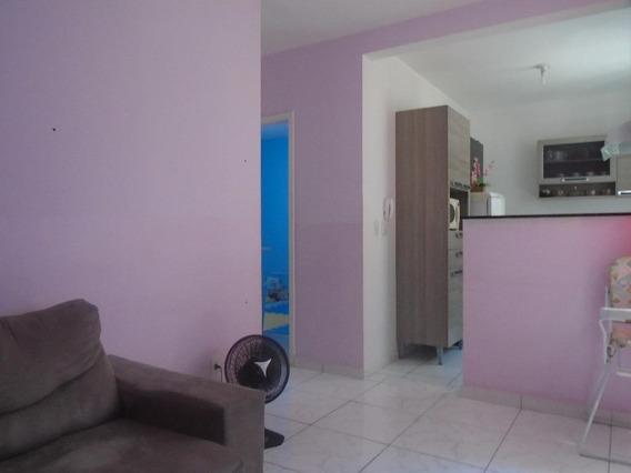 Apartamento À Venda, 2 Quartos, 1 Vaga, Loteamento Industrial Machadinho - Americana/sp - 4505