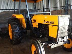 Maquinaria Agrícola Tratores Valmet 785 Direcao Hidraulica