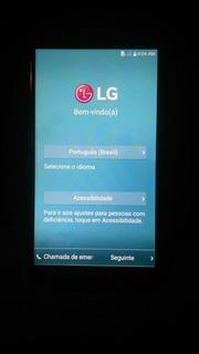 Celular K10 (k430 Tv) Telefone Em Ótimo Estado! 16gb.