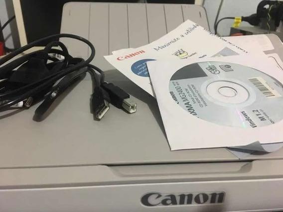 Impressora Canon Pixma Mg2410 Com Cartuchos