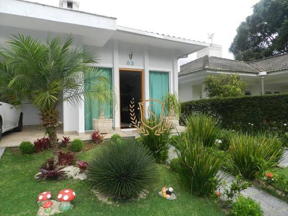 Casa À Venda, 136 M² Por R$ 980.000,00 - Cascata Do Imbuí - Teresópolis/rj - Ca0338