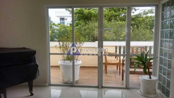 Casa Em Condomínio À Venda, 3 Quartos, 2 Vagas, Recreio Dos Bandeirantes - Rio De Janeiro/rj - 7533
