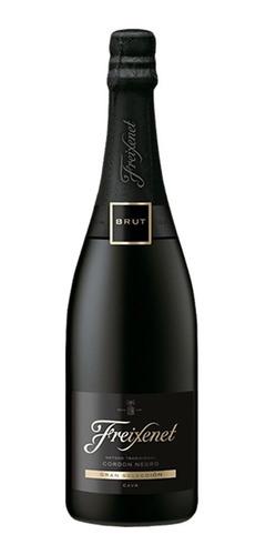Champagne Freixenet Cordon Negro Brut