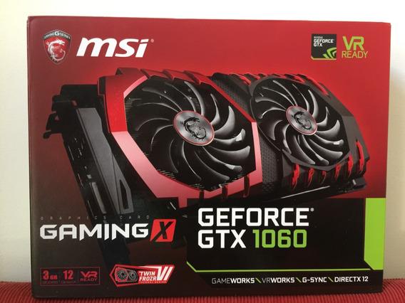 Geforce Gtx 1060 3gb Msi