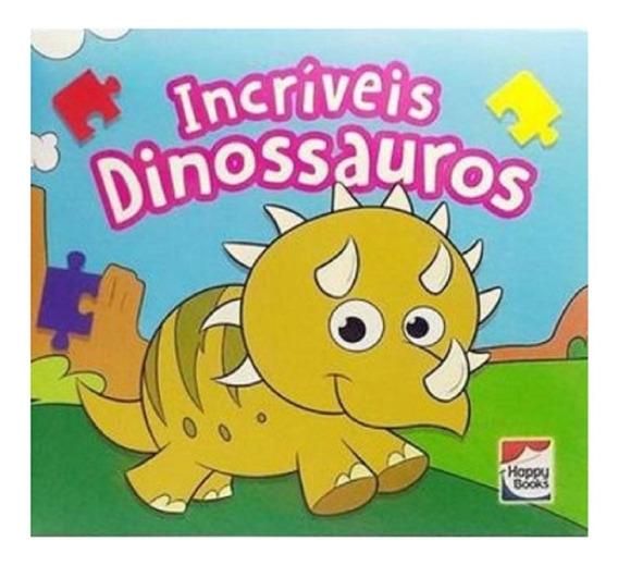 Doces Animaizinhos Em Quebra-cabecas: Dinossauros