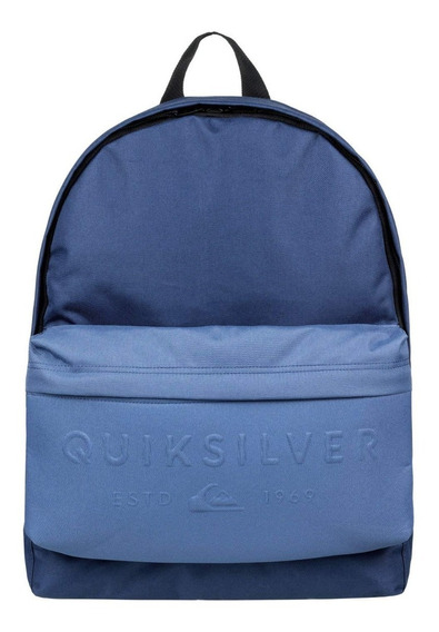 Quiksilver Mochila Lifestyle Hombre Everyday Poster Azul Fkr