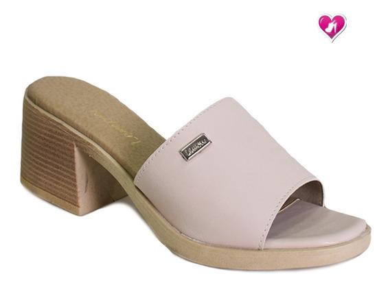 Zueco Clasico Cuero M Limon Shoes Bayres Cuotas Sin Interes