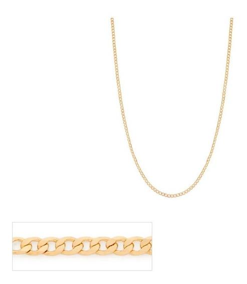 Cordão Elos Entrelaçados Diamantados Rommanel 60 Cm