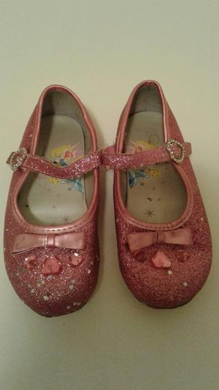 Zapatos Zapatillas Toreritas De Niña Talla 25