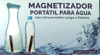 Magnetizador De Água Magnética Imantador - Saúde Na Sua Vida