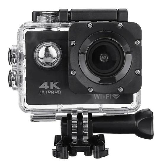 Câmera Sub Aquática Esporte Ação 4k Ultra Hd - Sj9000 Wi-fi