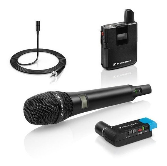 Sennheiser Avx-combo Set-3-au - Sistema Microfone Câmera