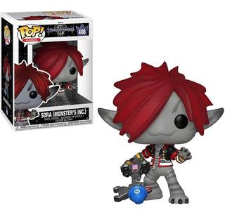 Funko Pop! Kingdom Hearts - Sora (monsters, Inc) #485