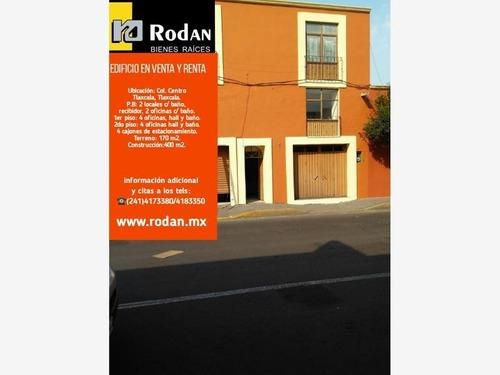 Edificio En Renta Centro Tlaxcala