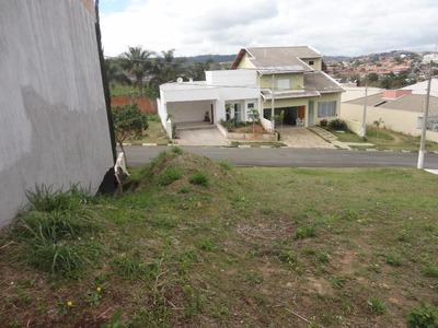 Terreno Residencial À Venda, Condomínio Residencial São Lourenço, Valinhos. - Te2611