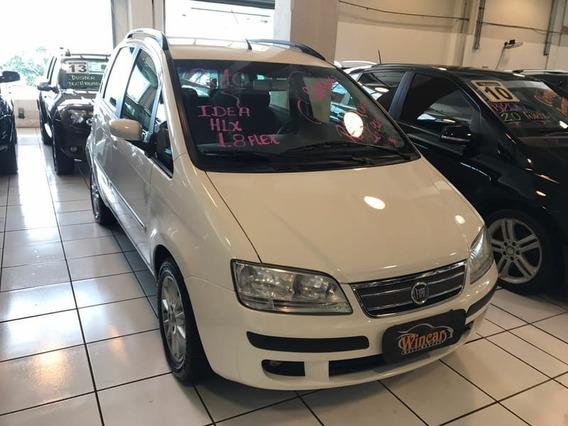 Fiat Idea Hlx 1.8 8v(flex) 4p 2010