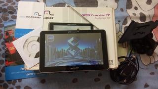 Gps Multilaser Tela 7,0 Polegadas Com Tv Usado