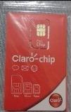 Chip Usado - Cadastrado :: Claro :: 100 Chip