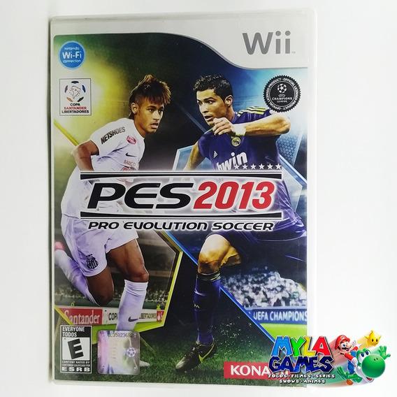 Pro Evolution Soccer 2013 Wii Midia Fisica *usado*
