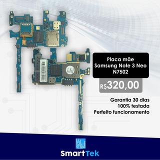 Placa Note 3 Neo N7105