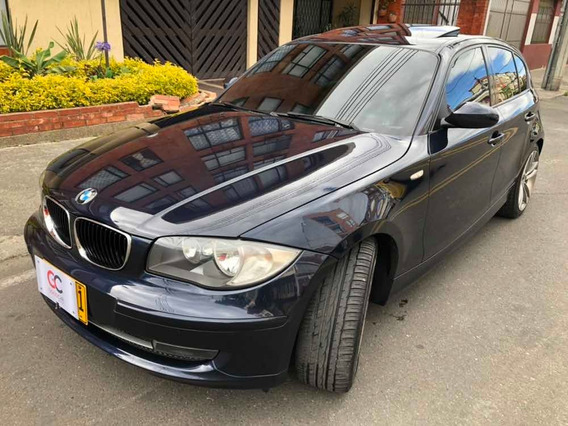 Bmw Serie 1 120i At 2.000cc