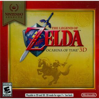 The Legend Of Zelda Ocarina Of Time 3ds Nuevo Original