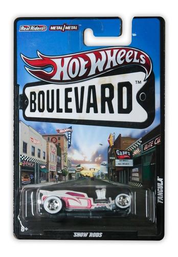Hot Wheels Mattel Hw Boulevard Show Rods Fangula 2011 W4583
