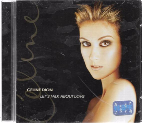 Cd Original - Celine Dion Let