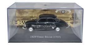 Miniatura Dkw-vemag Belcar 1965 1:43 Inesquecíveis