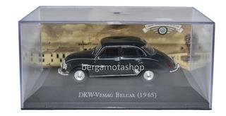 Miniatura Carro Dkw-vemag Belcar 1965 1:43 Inesquecíveis Cib