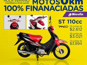 Moto Tango 0km -100% Financiada - En 12 Cuotas De $3894