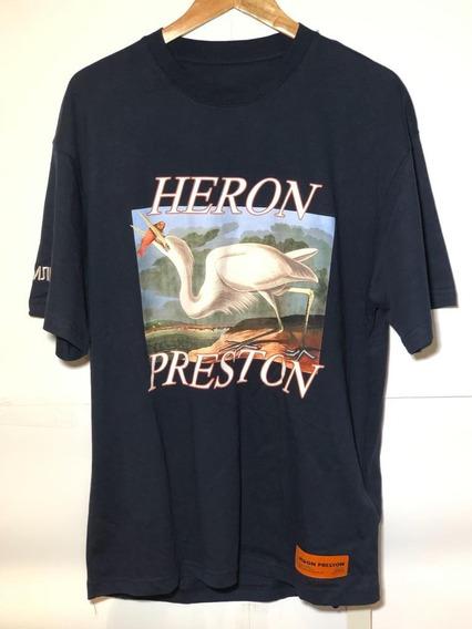 Camiseta Heron Preston