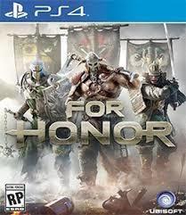 Jogo For Honor Para Ps4