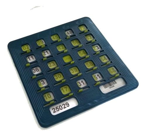 1 Tabla Plástica Para Bingo  Tablas De Bingo Pro
