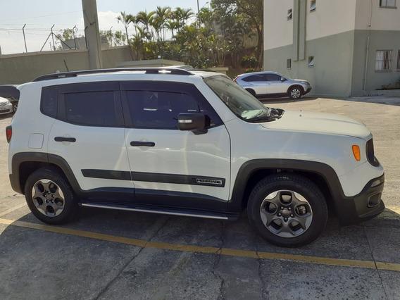 Jeep Renegade 1.8 Automático Flex