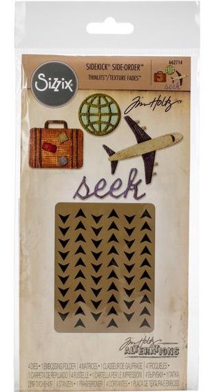 Kit De Accesorios Para Sizzix Sidekick Travel