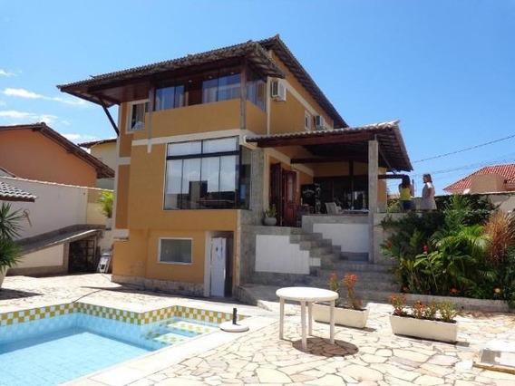 Casa Em Itaipu, Niterói/rj De 250m² 3 Quartos À Venda Por R$ 990.000,00 - Ca244414