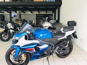 Suzuki Gsx R 1000 2015 Azul