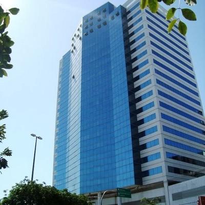 *excelente Sala Comercial No Atual Centro Financeiro Da Capital, Com Linda Vista Para O Convento Da Penha E Baia De Vitória. - 2000671