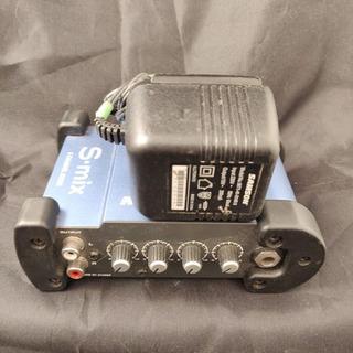 Samson S-mix Mini Mixer De Sonido De 5 Canales
