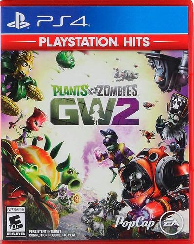 Imagen 1 de 3 de Plants Vs Zombies Garden Warfare 2 - Ps4 Fisico Sellado