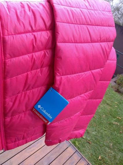 Jaqueta Feminina Columbia Importada Rosa Pink