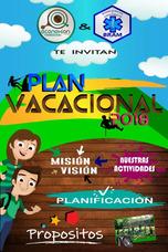 Plan Vacacional Valencia - Arte Diversión Primero Auxilios
