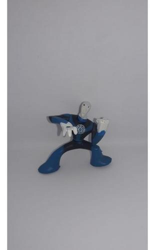 Figura Gashapon Dc Blue Lantern
